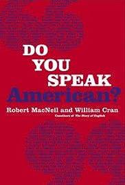 Do You Speak American? Poster