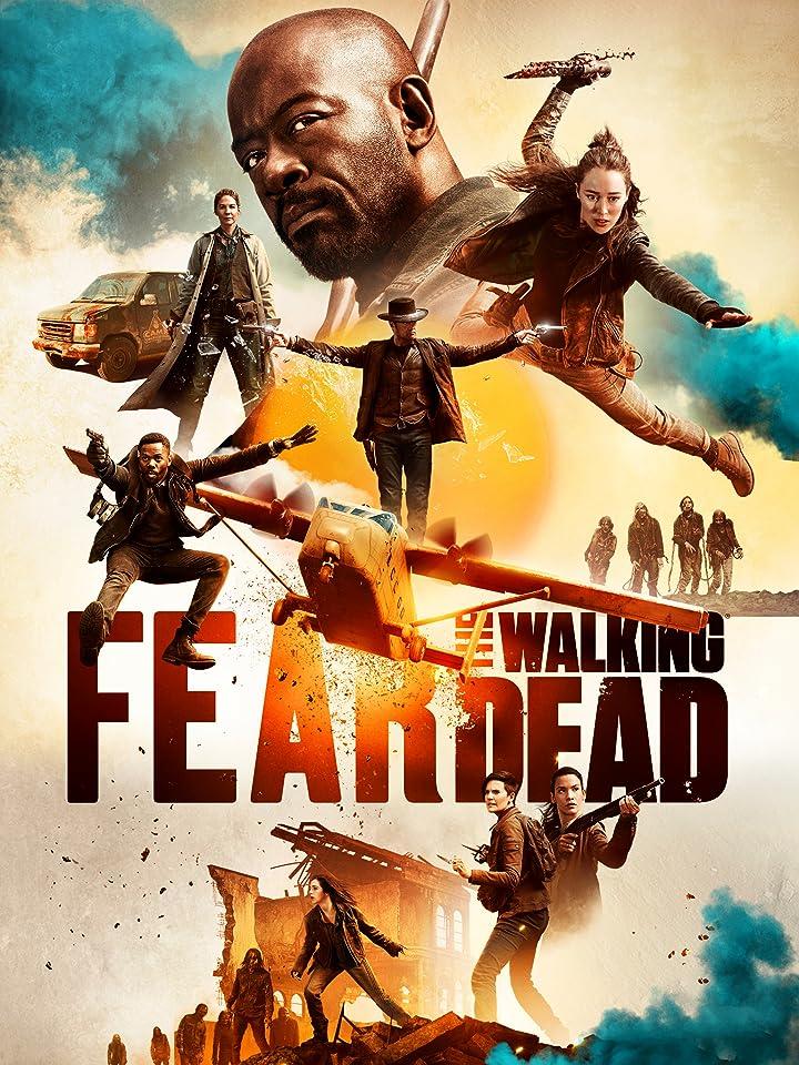 Fear the Walking Dead (2020) Hindi Dubbed Season 6