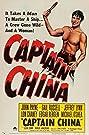 Captain China (1950) Poster
