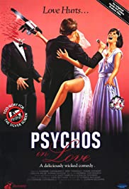 Psychos in Love Poster