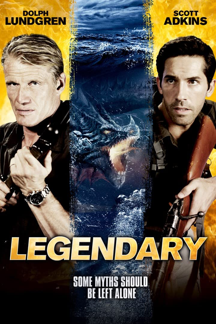 Legendary (2013) Hindi Dubbed