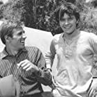 Gary Collins and Robert Random in Iron Horse (1966)