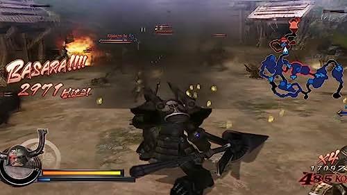 Sengoku Basara Samurai Heroes: Honda