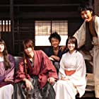 Takeru Satoh and Emi Takei in Rurôni Kenshin: Sai shûshô - The Final (2021)