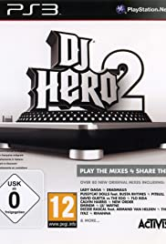 DJ Hero 2 Poster