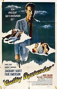 Ver la película Guilty Bystander USA  [BDRip] [2k] [DVDRip] by Don Ettlinger (1950)