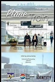 Plane Train Poster