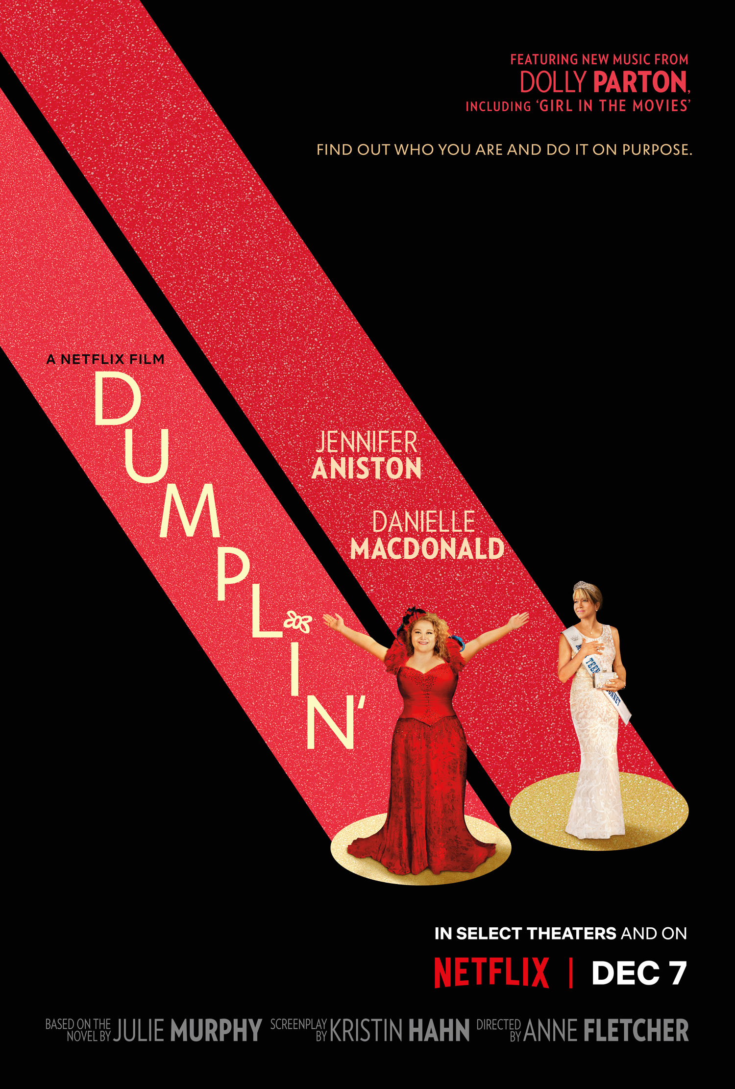Image result for dumplin movie poster