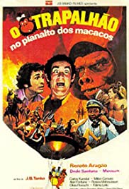 O Trapalhão no Planalto dos Macacos (1976) with English Subtitles on DVD on DVD