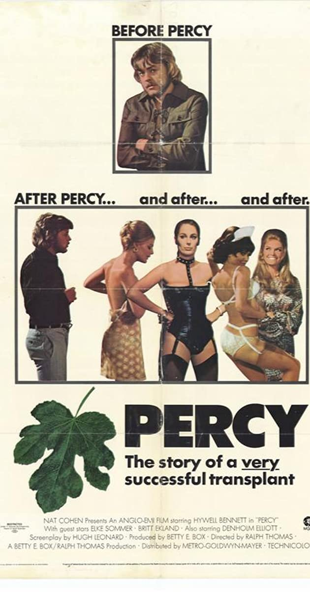 Percy (1971) - Full Cast & Crew - IMDb