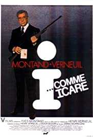 I... comme Icare (1979) Poster - Movie Forum, Cast, Reviews