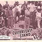 Helen Gibson, Rex Lease, Milburn Morante, George Morrell, and Bobby Nelson in Custer's Last Stand (1936)