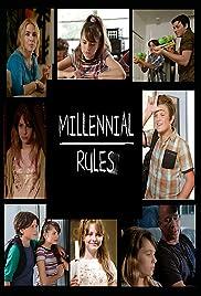 Millennial Rules Poster