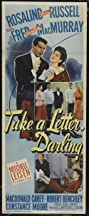 Take a Letter, Darling (1942) Poster