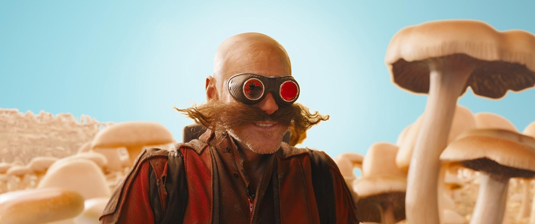 Jim Carrey in Sonic the Hedgehog (2020)