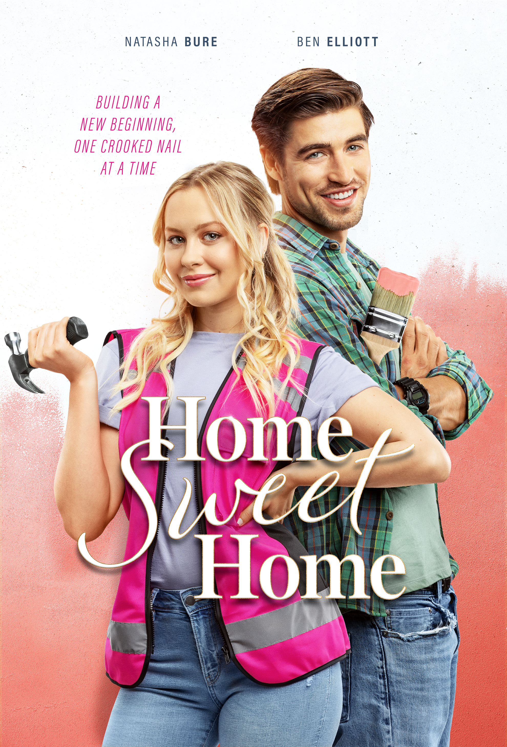"Natasha Bure, Star of New Christian Rom-Com ""Home Sweet Home"", Opens Up About the Importance of Finding Your Identity and Being Authentic"