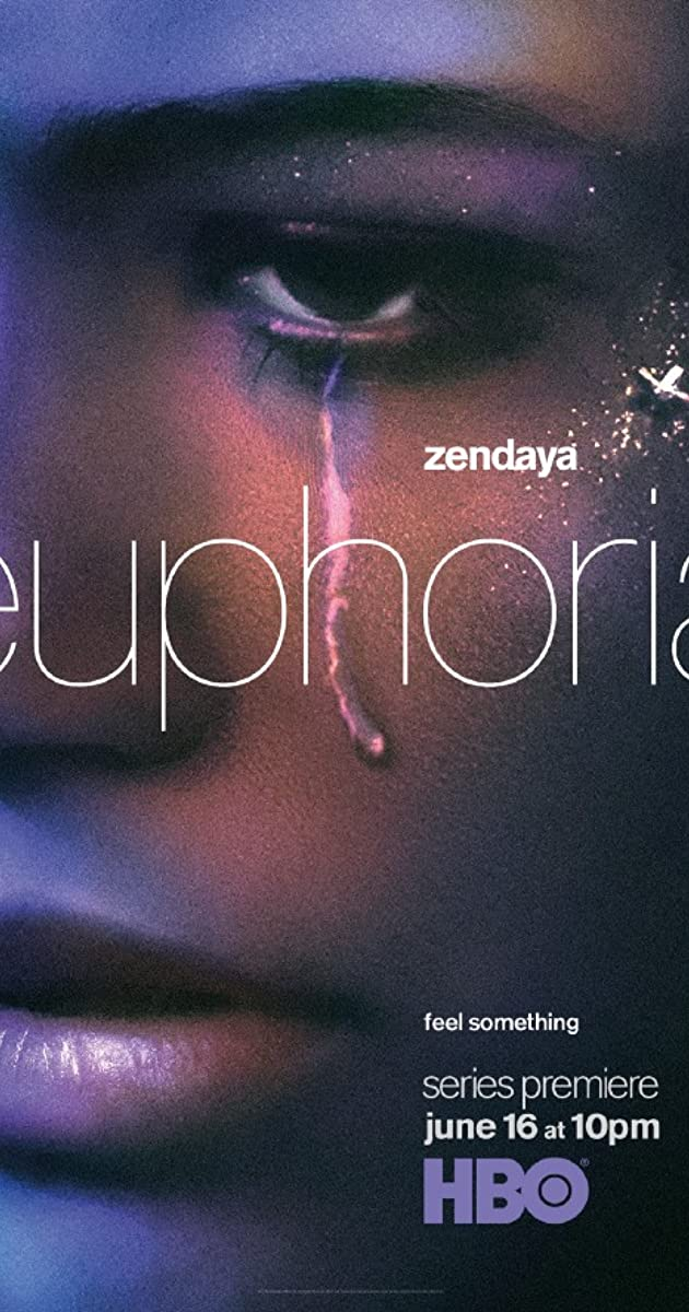 Download Euphoria or watch streaming online complete episodes of  Season 1 in HD 720p 1080p using torrent