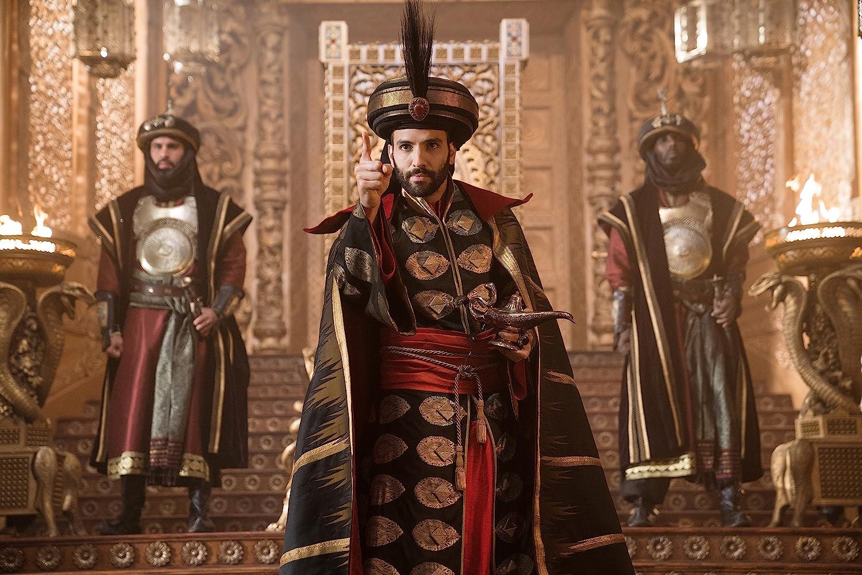 Marwan Kenzari in Aladdin (2019)