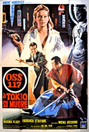 Atout coeur à Tokyo pour OSS 117 (1966) Poster - Movie Forum, Cast, Reviews