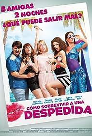 Úrsula Corberó, María Hervás, Celia de Molina, Natalia de Molina, and Brays Efe in Cómo sobrevivir a una despedida (2015)