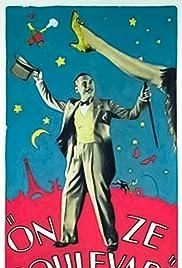 On Ze Boulevard Poster