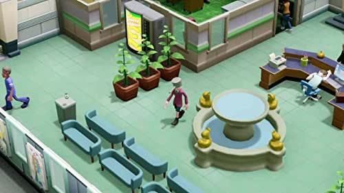 Two Point Hospital: Release Date Announce (Xbox One)