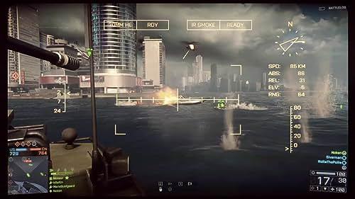 Battlefield 4: Multi-Player Trailer