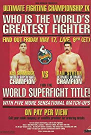 UFC 9: Motor City Madness Poster