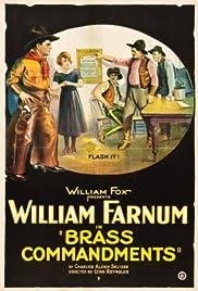 Brass Commandments Poster