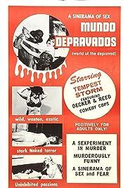 Mundo depravados (1967) starring Tempest Storm on DVD on DVD