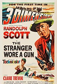 Primary photo for The Stranger Wore a Gun