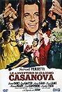 Sins of Casanova (1955) Poster