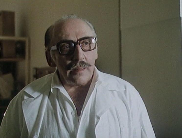 Milos Kopecký in Úteky domu (1980)