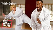Karate with Rebel Wilson