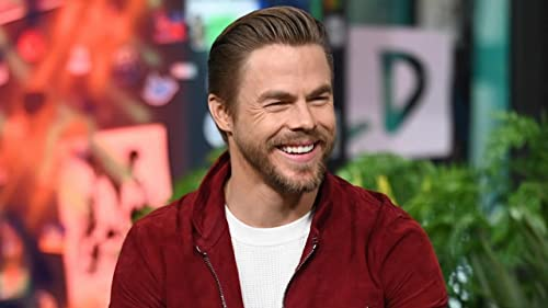 BUILD: Derek Hough Only Wants Baby Yoda for Christmas