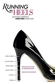 Running in Heels Poster