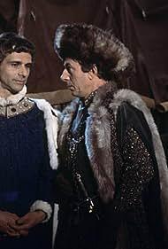 Jacques Duby and Denis Manuel in Louis XI ou La naissance d'un roi (1978)