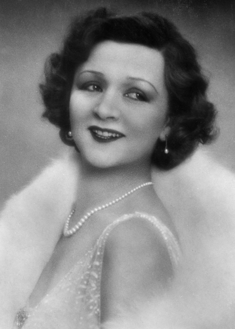Lya Mara in Jeder fragt nach Erika (1931)