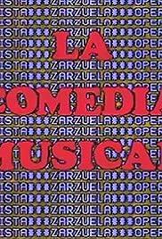 La comedia musical española Poster