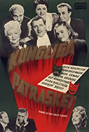 Kungliga patrasket Poster