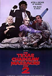 The Texas Chainsaw Massacre 2 Poster