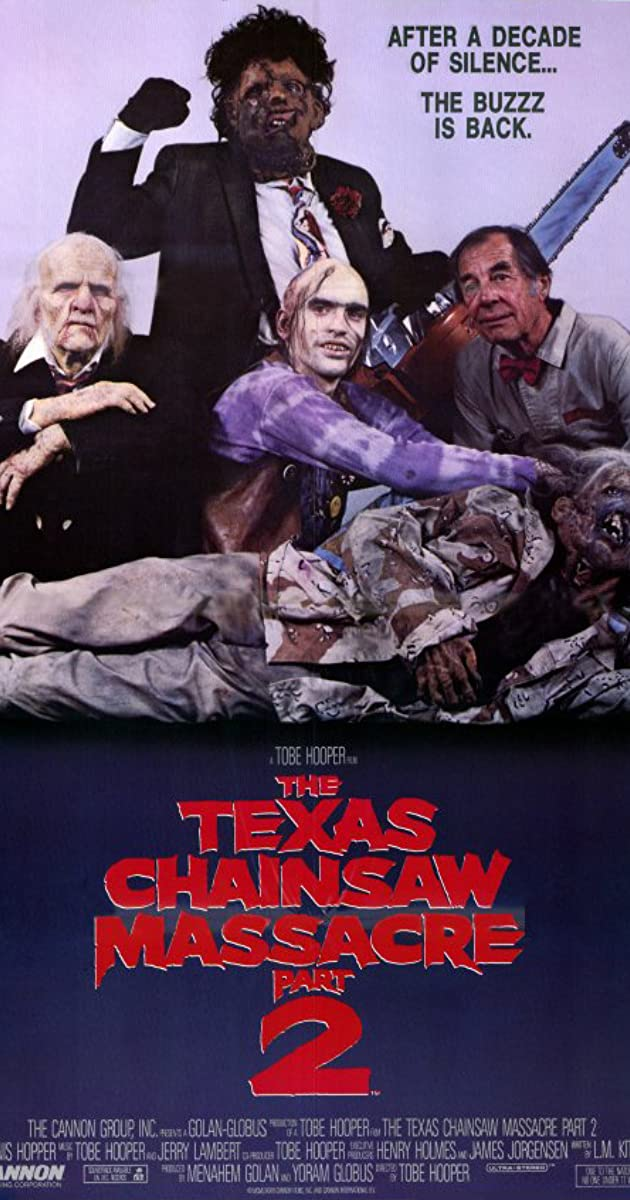 The Texas Chainsaw Massacre 2 (1986) - IMDb