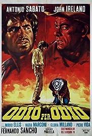 Odio per odio(1967) Poster - Movie Forum, Cast, Reviews