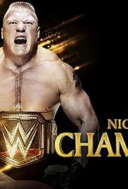 lepszy całkiem tania świeże style WWE Night of Champions (2014) - IMDb