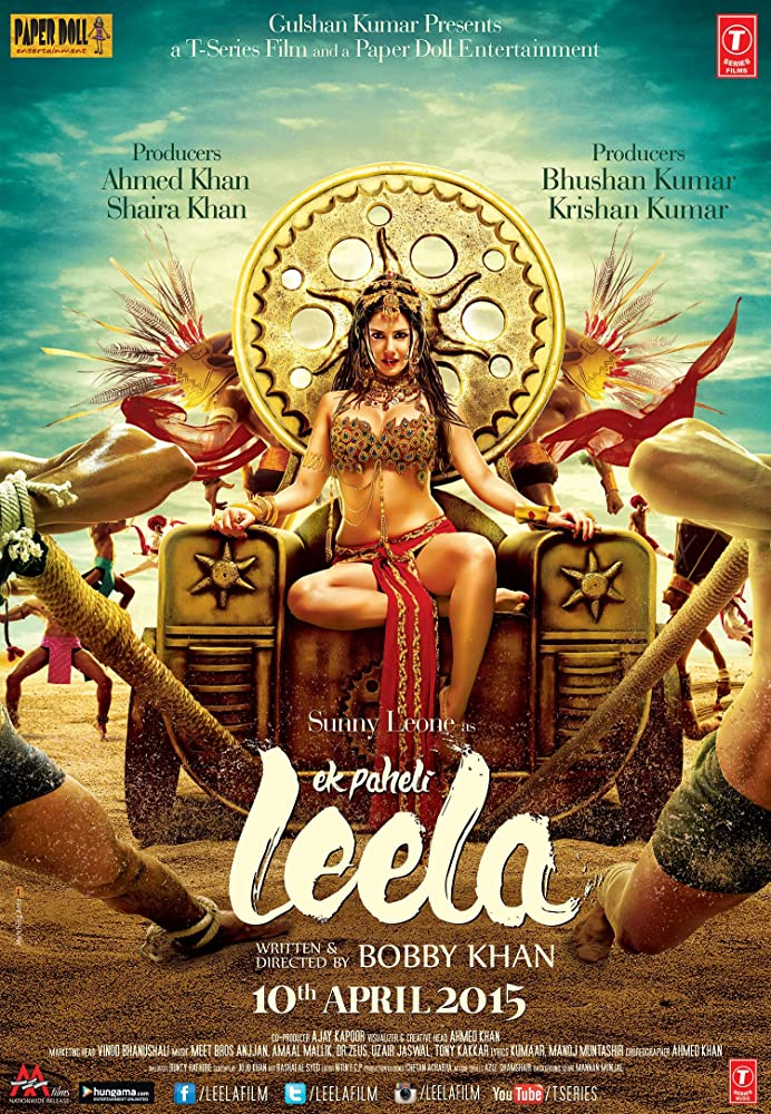 Ek Paheli Leela 2015 Hindi Movie NF WebRip 300mb 480p 1GB 720p 4GB 7GB 1080p