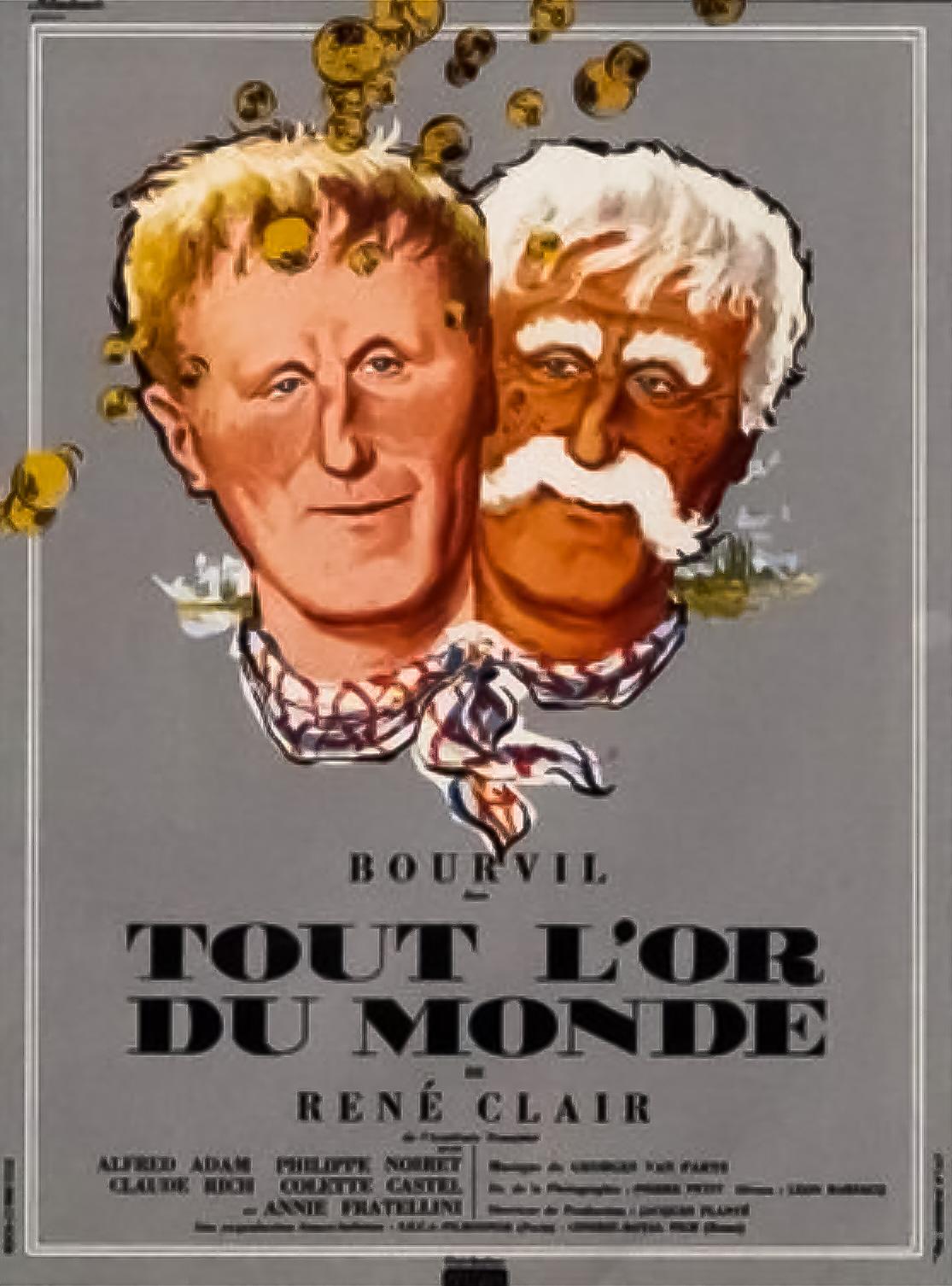 Tout L Or Du Monde 1961 Imdb