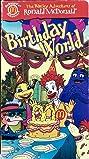 The Wacky Adventures of Ronald McDonald: Birthday World (2001) Poster