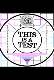 This Is a Test Poster