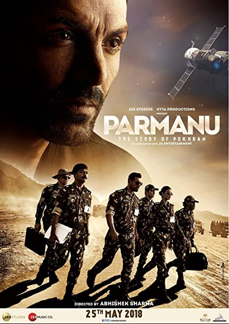 Parmanu: The Story of Pokhran (2020) Hindi 720p Blu-Ray x265 AAC 700MB