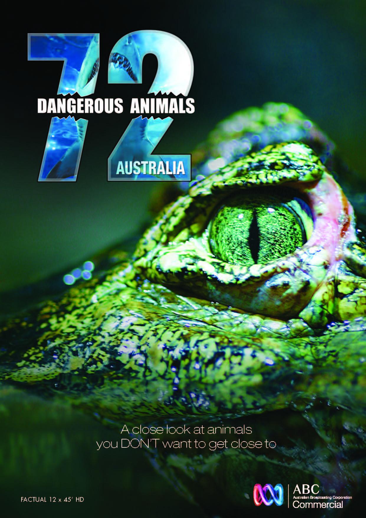 72 dangerous animals latin america episode guide
